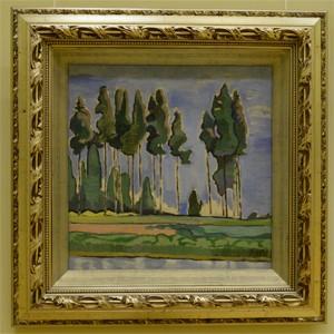 Выставка фарфора и живописи из частных собраний в Пермской художественной галерее