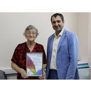 «Ростелеком» наградил амурчанку за отличные знания «Безопасного интернета»