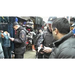 В Зеленограде продолжается операция «Мигрант-2015»