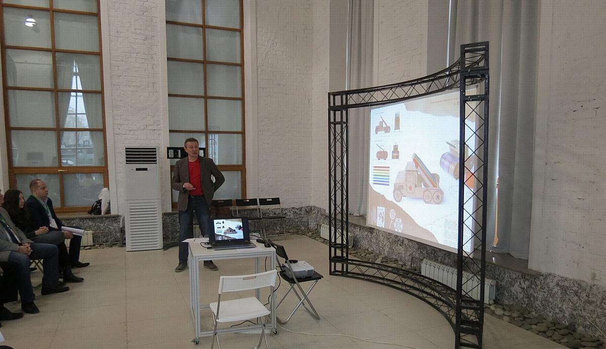 Дизайн для машиностроения, взаимодействие с вузами и подготовка специалистов для ОПК