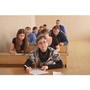 Тотальный диктант-2017 в Рубцовском институте (филиале) АлтГУ