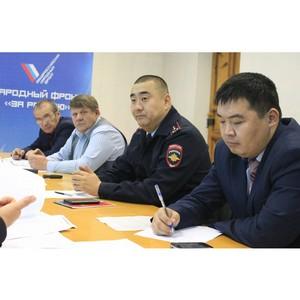 ОНФ в Туве сообщил в Госавтоинспекцию о нарушениях в установке дорожных камер
