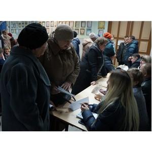 Представители АО «ТНС энерго Тула» ответили на вопросы жителей поселков «Плеханово» и «Хрущевское»