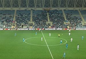 Unitile стал спонсором Объединенного футбольного суперкубка 2014
