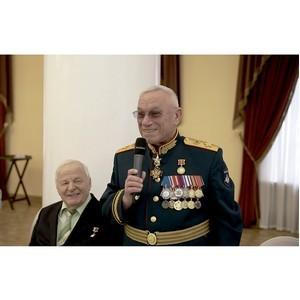 «Союз Маринс Групп» на торжественном приеме Клуба военачальников
