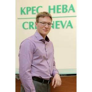 Виктор Иванов назначен генеральным директором «Крес Нева»