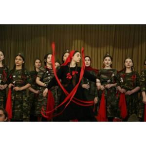 В рамках акции ОНФ «АРТ в село» в Чечне проходят культурные мероприятия