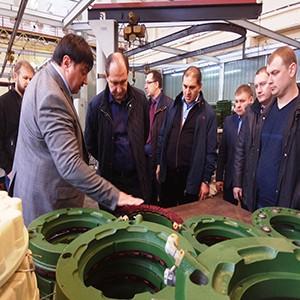 Балашихинский литейно-механический завод и Коллегия ВПК РФ: взгляд в будущее
