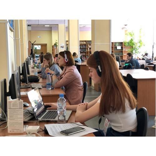 ОмГПУ стал лидером по количеству участников мониторинга ГИА в регионе