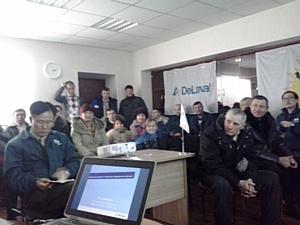 Компания «ДеЛаваль» осуществила запуск DeLaval DelPro Farm Manager