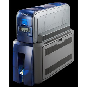 Новый принтер для печати на пластиковых картах Datacard SD460