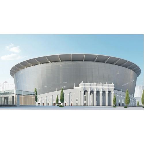 Проект реконструкции «Екатеринбург Арены» одобрен Главгосэкспертизой