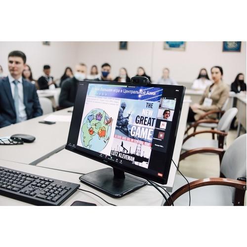 Участников Казанской модели ООН познакомили с вызовами безопасности ЦА