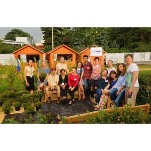 Команда RDI создала собственный сад  на фестивале ландшафтного дизайна «Сады и Люди»
