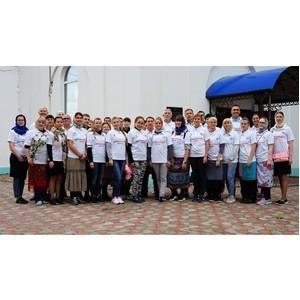 В Дивеево открылся международный Форум «Радость моя»