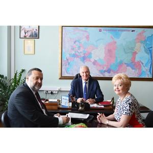 Павел Дорохин: «КПРФ поддерживает внедрение новых технологий в стоматологической промышленности»