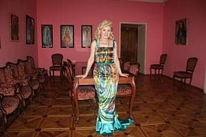 9 октября в Москве пройдет проказ новой коллекции российского кутюрье Нелли Агафоновой