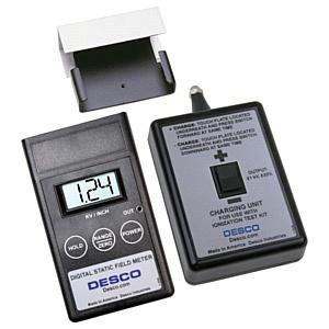 Цифровой измеритель электростатических потенциалов EMIT