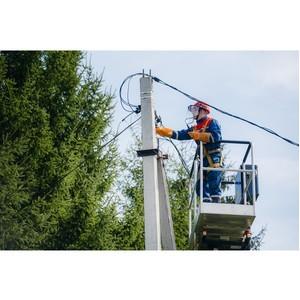 Тверьэнерго обеспечит повышение надежности электроснабжения деревни Игнатово