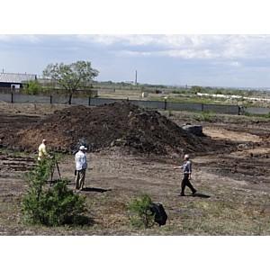 Активисты ОНФ в Хакасии добились начала работ по ликвидации «мазутного озера»