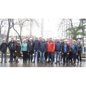 В «Омскэнерго» провели экскурсию для студентов Тюкалинского профессионального колледжа