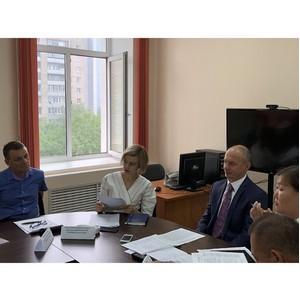 Бизнес-защитник инициировала рассмотрение обращений предпринимателей на заседании по Нацрейтингу