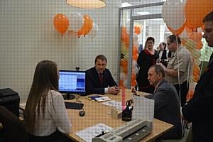 На Ставрополье открылись «окна» МФЦ в офисах Сбербанка