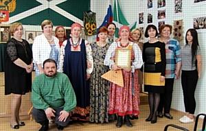 В Московской областной  таможне прошли мероприятия, посвященные Дню ветерана таможенной службы РФ