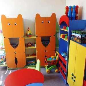 БФ «Детский мир» открыл игровые комнаты в Ессентукской городской детской больнице