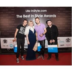 Премия портала Life-InStyle.com «The Best In Style Awards 2016»