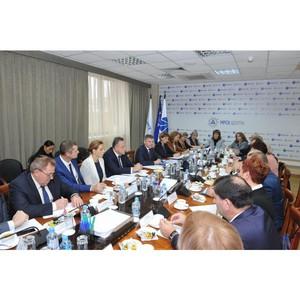 Гендиректор МРСК Центра обсудил с профсоюзами общества актуальные вопросы социального партнерства