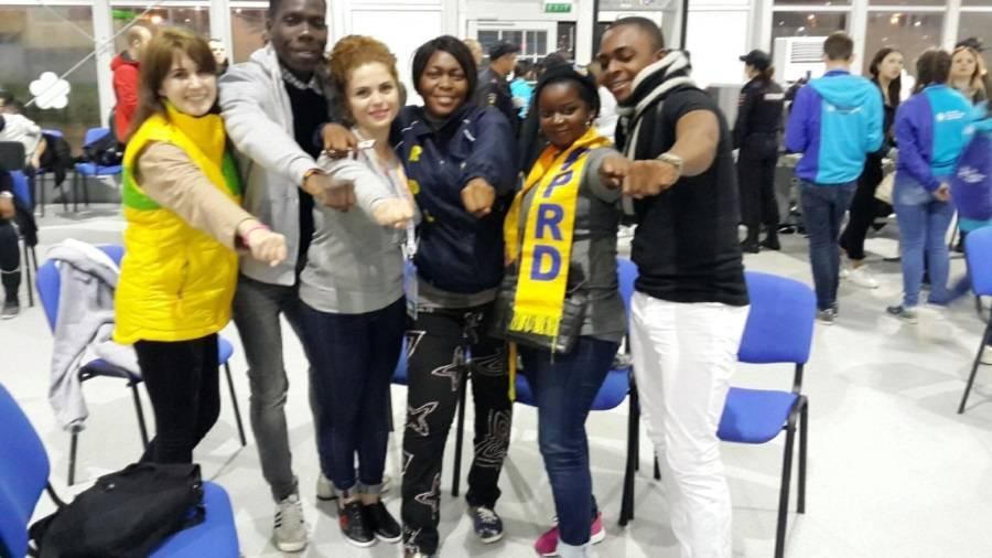 Активисты ОНФ из Мордовии приняли участие во Всемирном фестивале молодежи и студентов в г. Сочи