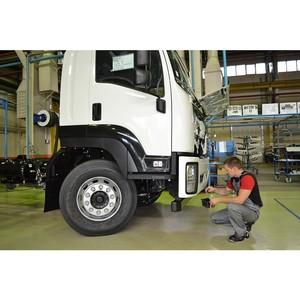 Isuzu Motors Ltd наращивает производство в России