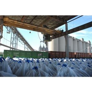 Топкинский цементный завод произвел и отгрузил потребителям миллион тонн цемента