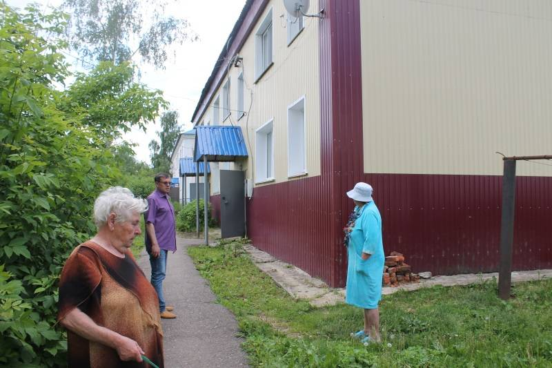 Активисты ОНФ в Мордовии проверили дворы в Ичалковском, Березниковском и Рузаевском районах