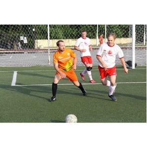 Команда «Липецкцемента» завоевала бронзу в соревнованиях по мини-футболу спартакиады Липецка
