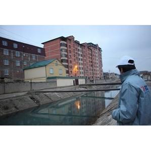 ОНФ Дагестана обратил внимание на сброс сточных вод и канализации в канал Октябрьской революции