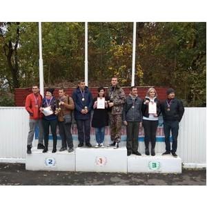 Команда Воронежэнерго одержала победу в городском турнире по стрельбе
