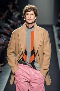 Bottega Veneta - брендовые куртки больших размеров сезона 2016