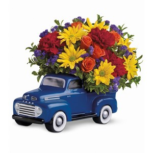 Курьерская доставка цветов