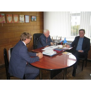 Договоренность о сотрудничестве с Екатеринбургским промышленно-технологическим техникумом