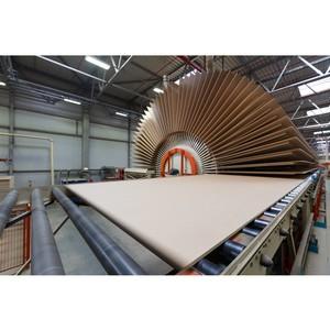 Завод Kastamonu посетил генеральный директор Ассоциации предприятий мебельной промышленности