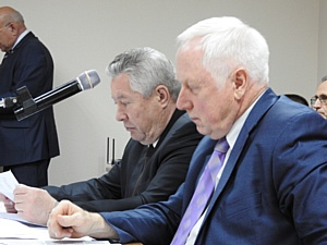 Заседание Президиума Союза