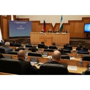 Главе РБ доложили о проектах, реализуемых Башкортостанским региональным отделением СоюзМаш и ОНФ