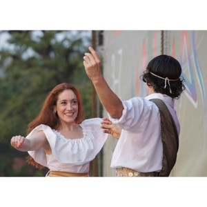 Фестиваль самобытных культур развивают международное общение