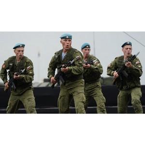 Российская армия готовится к АРМИ-2016