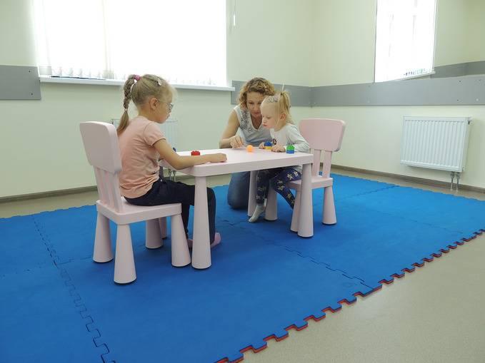 50 детей с диагнозом ДЦП смогли пройти курс реабилитации