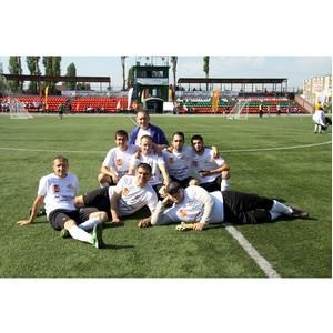 «Катавский цемент» принял участие в общехолдинговых соревнованиях