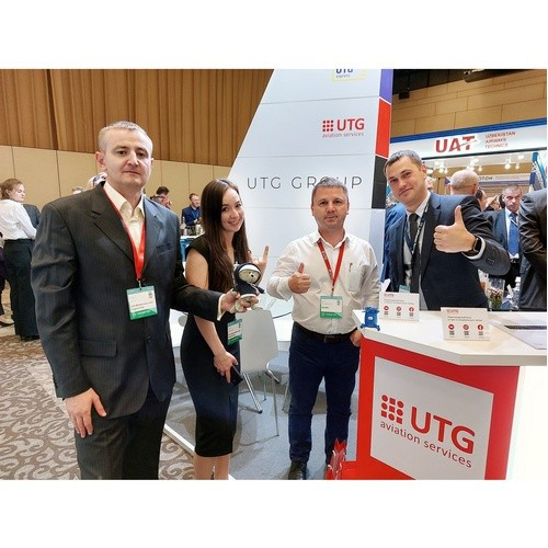 UTG Aviation Services: автоматизация и повышение квалификации