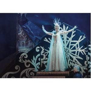 Малый театр: онлайн-трансляция спектакля «Снежная королева» 16 мая
